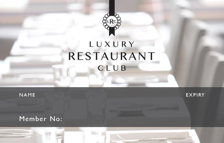 Luxury Restaurant Club