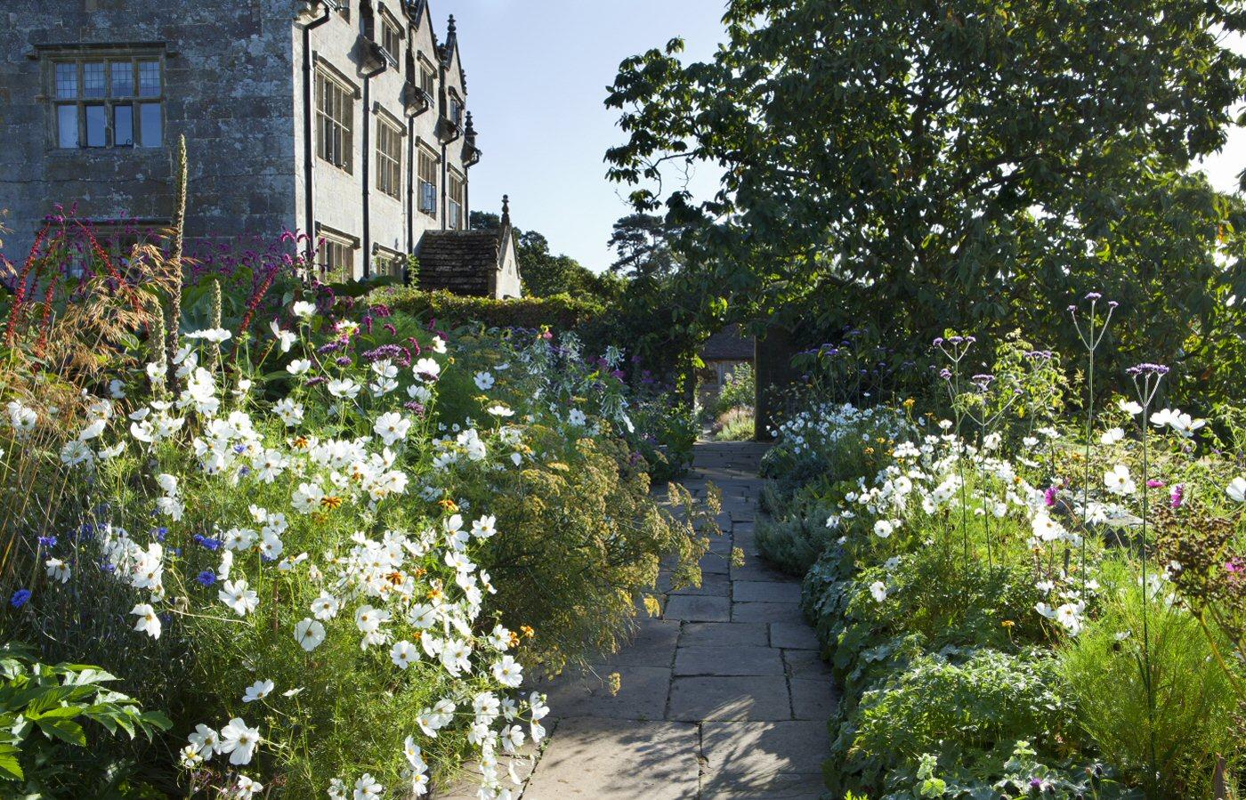 Gardens at Gravetye Manor