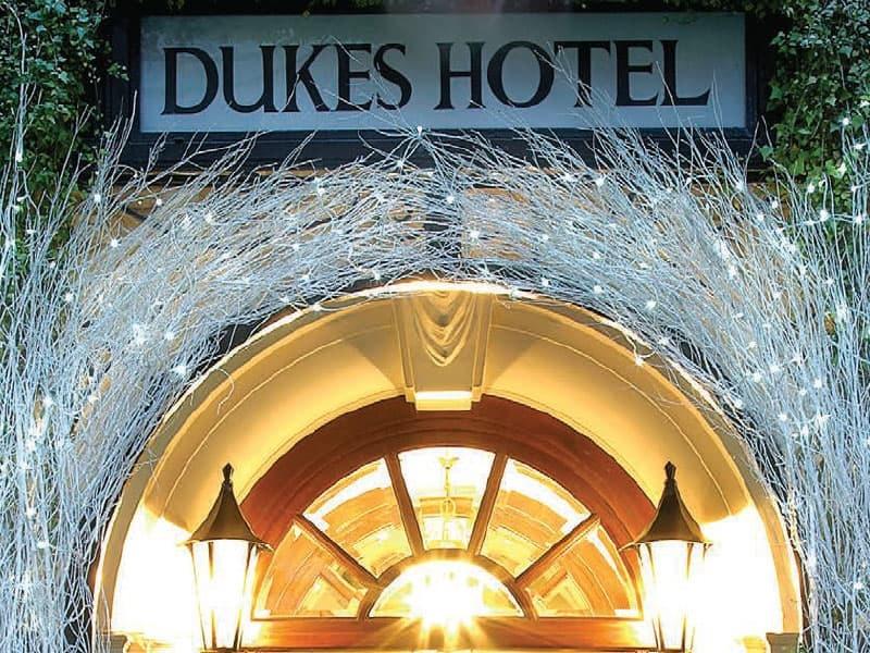 Dukes - THIRTY SIX by Nigel Mendham, London
