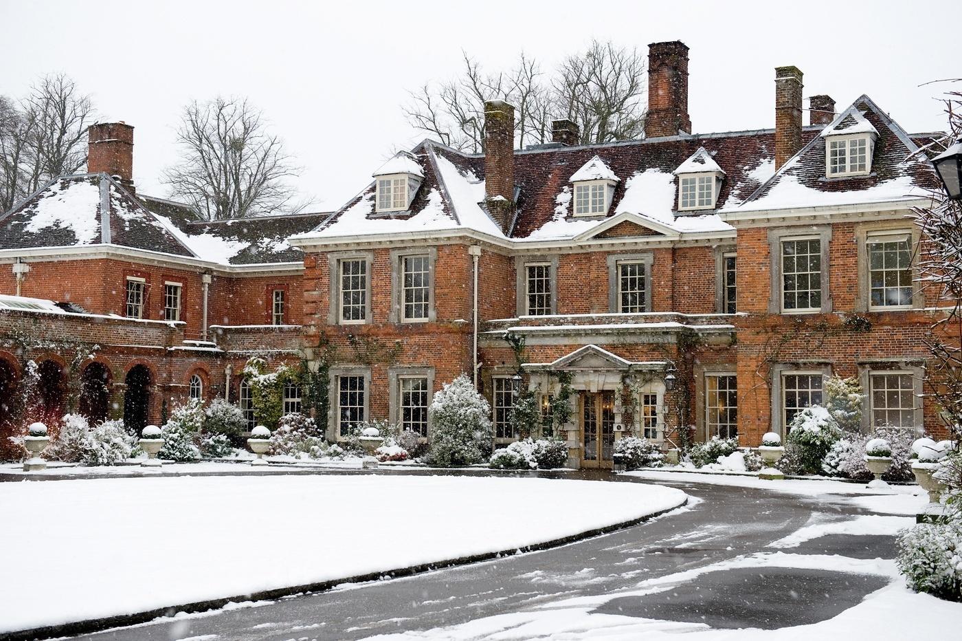 Lainston House, Nr. Winchester