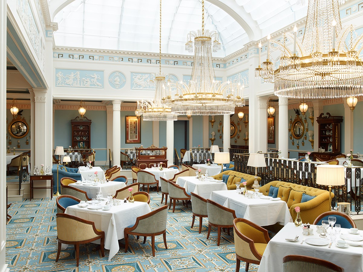 Céleste at The Lanesborough