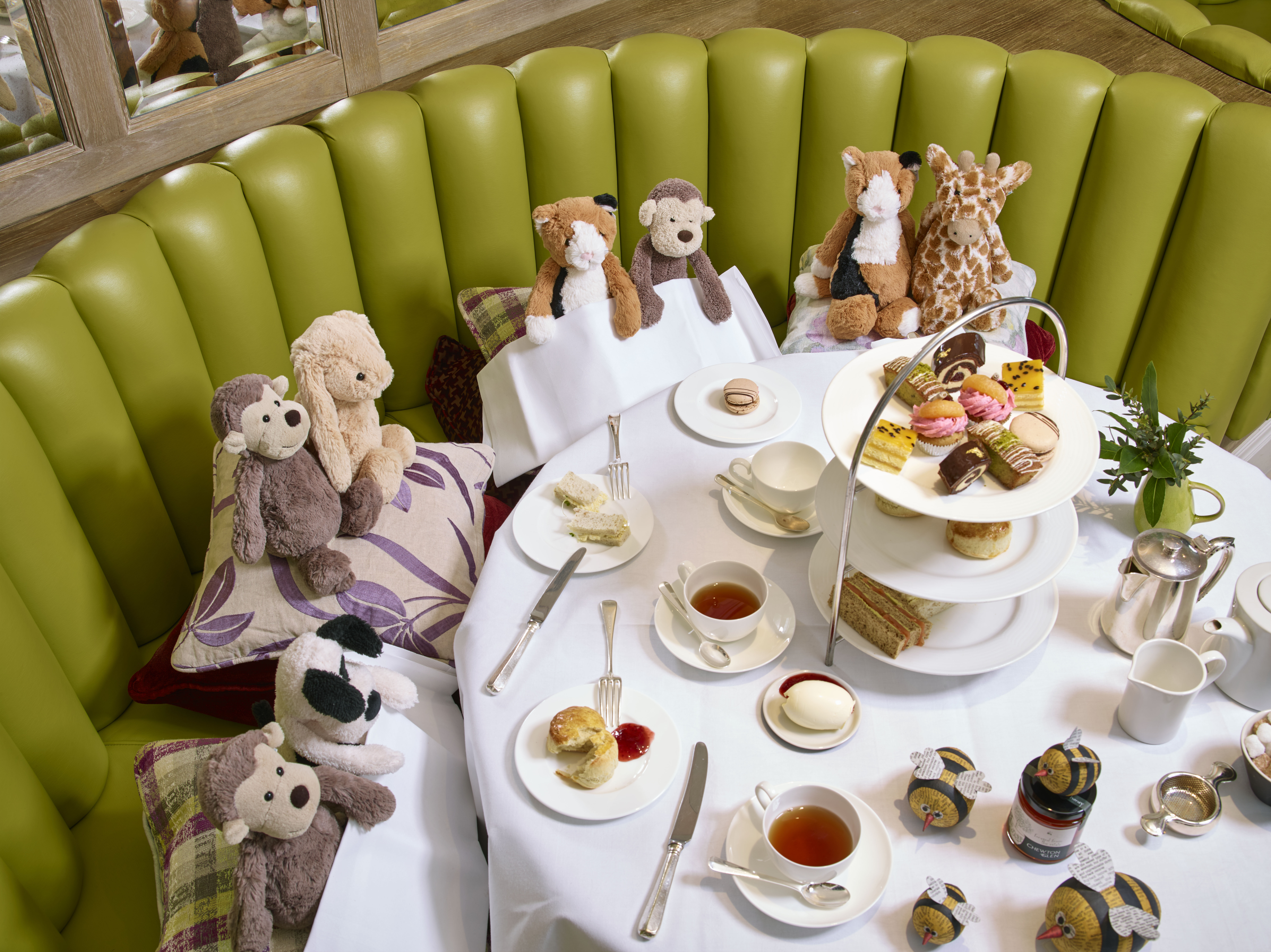 Chewton Glen Teddy Bears Picnic