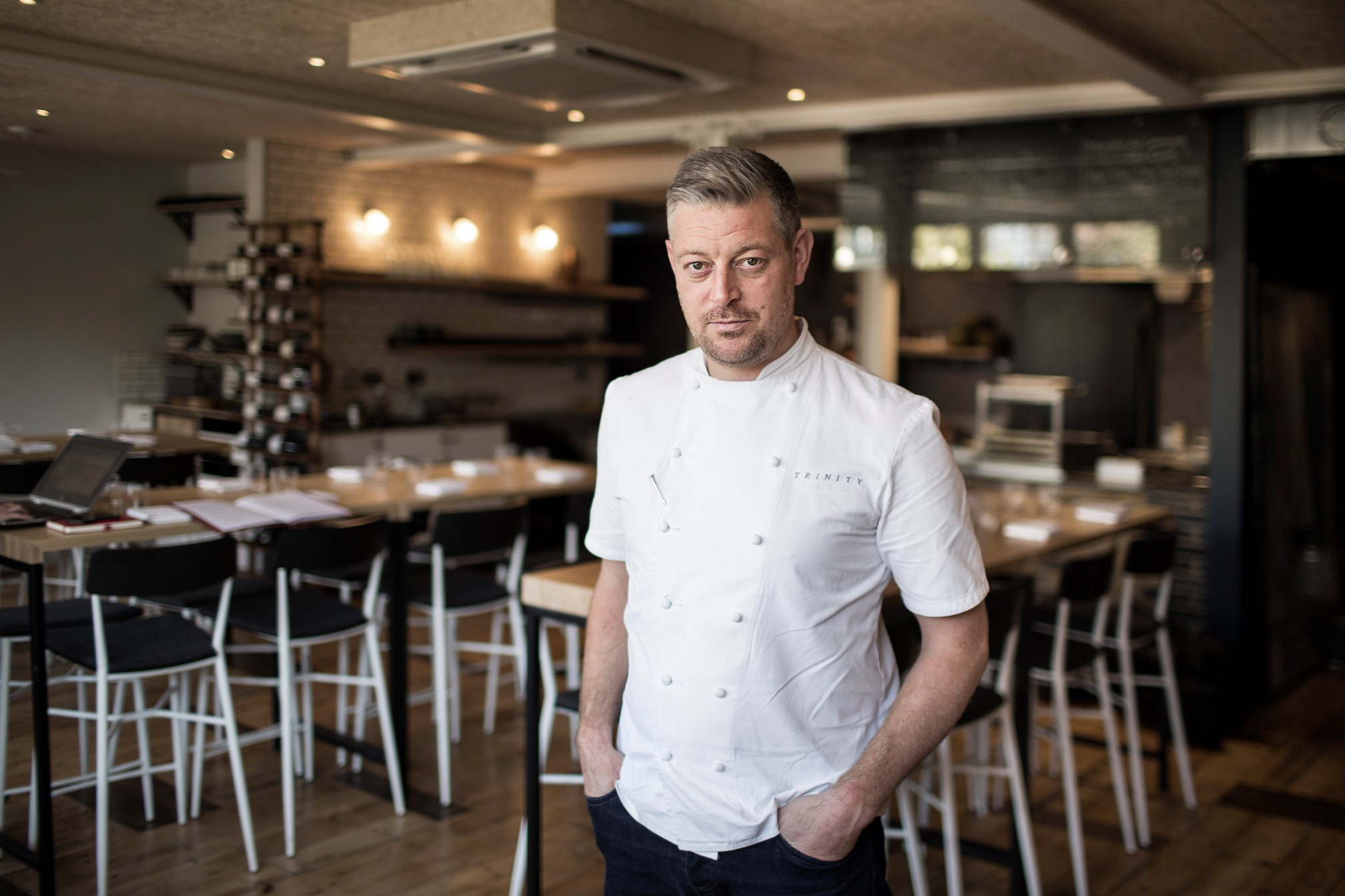 Adam Byatt - Chef/Owner of Trinity and Bistro Union