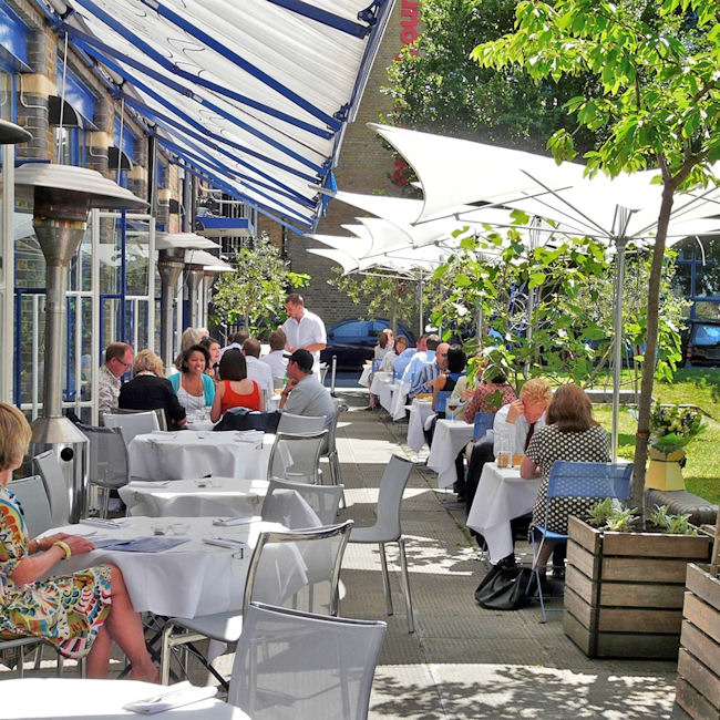 River Cafe, Hammersmith