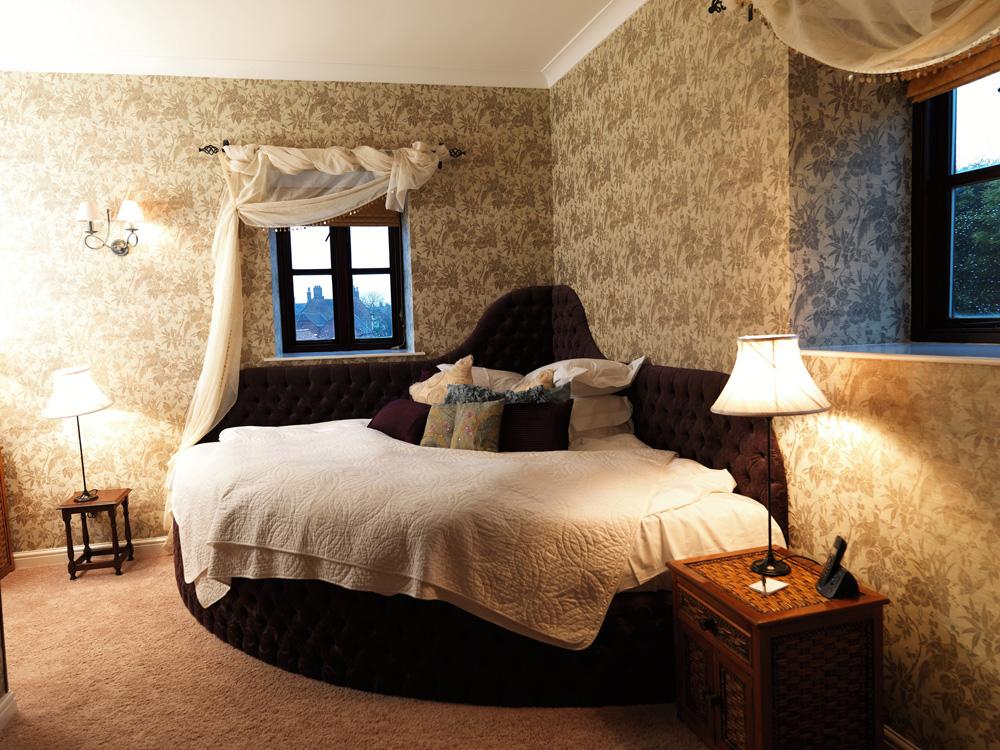 Colombine Room at Winteringham Fields