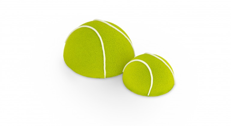 Marc patisserie tennis ball