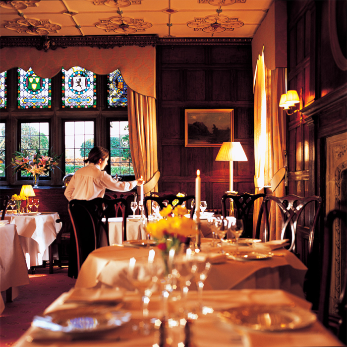 The Restaurant at Ockenden Manor