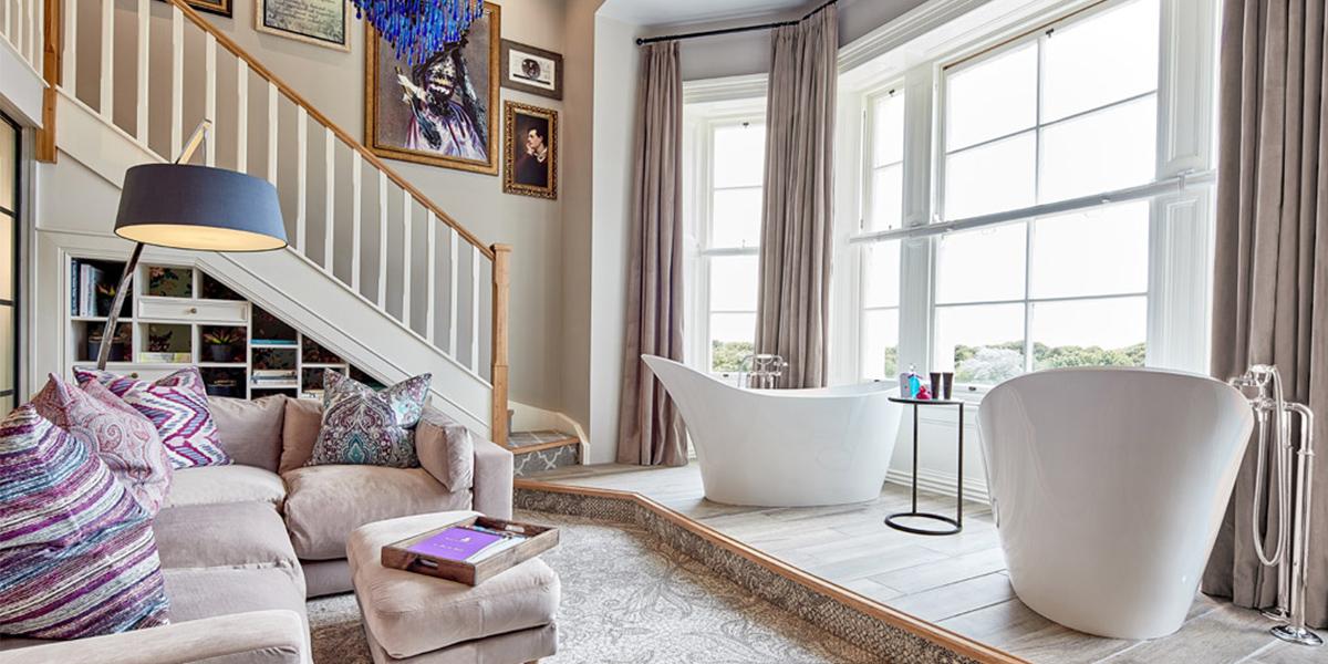 Ada Lovelace Suite - Seaham Hall