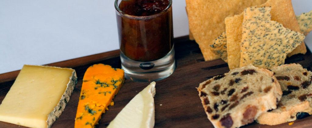 Cheese Board - Linthwaite House