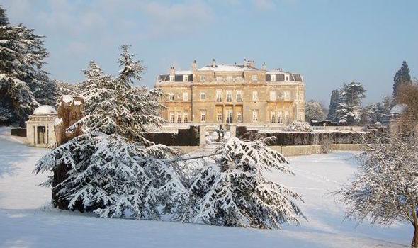 Luton Hoo Winter
