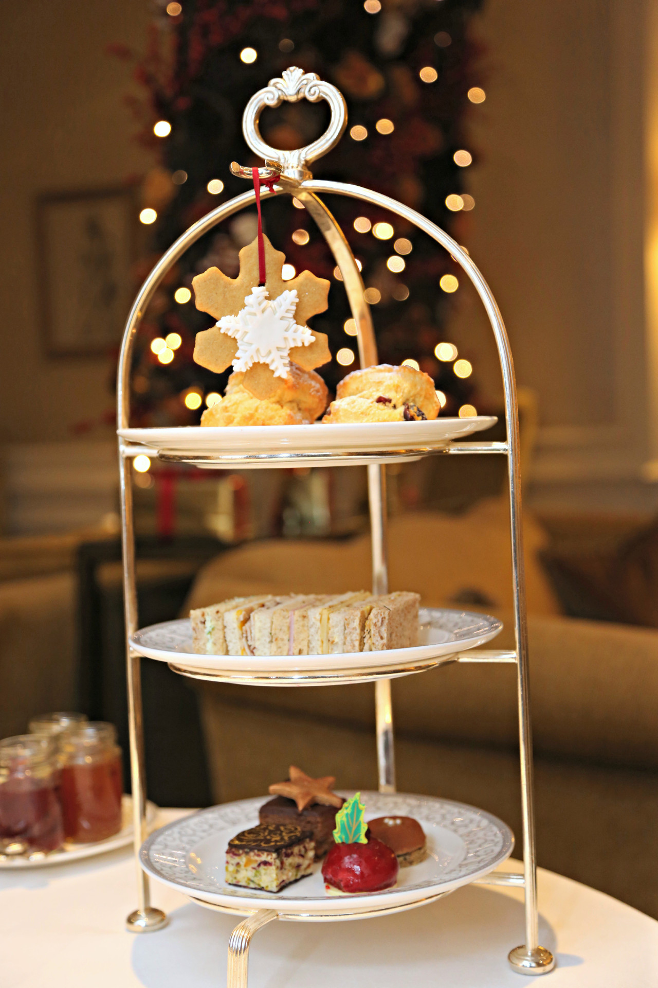 Four Seasons Hampshire Festive Afternoon Tea