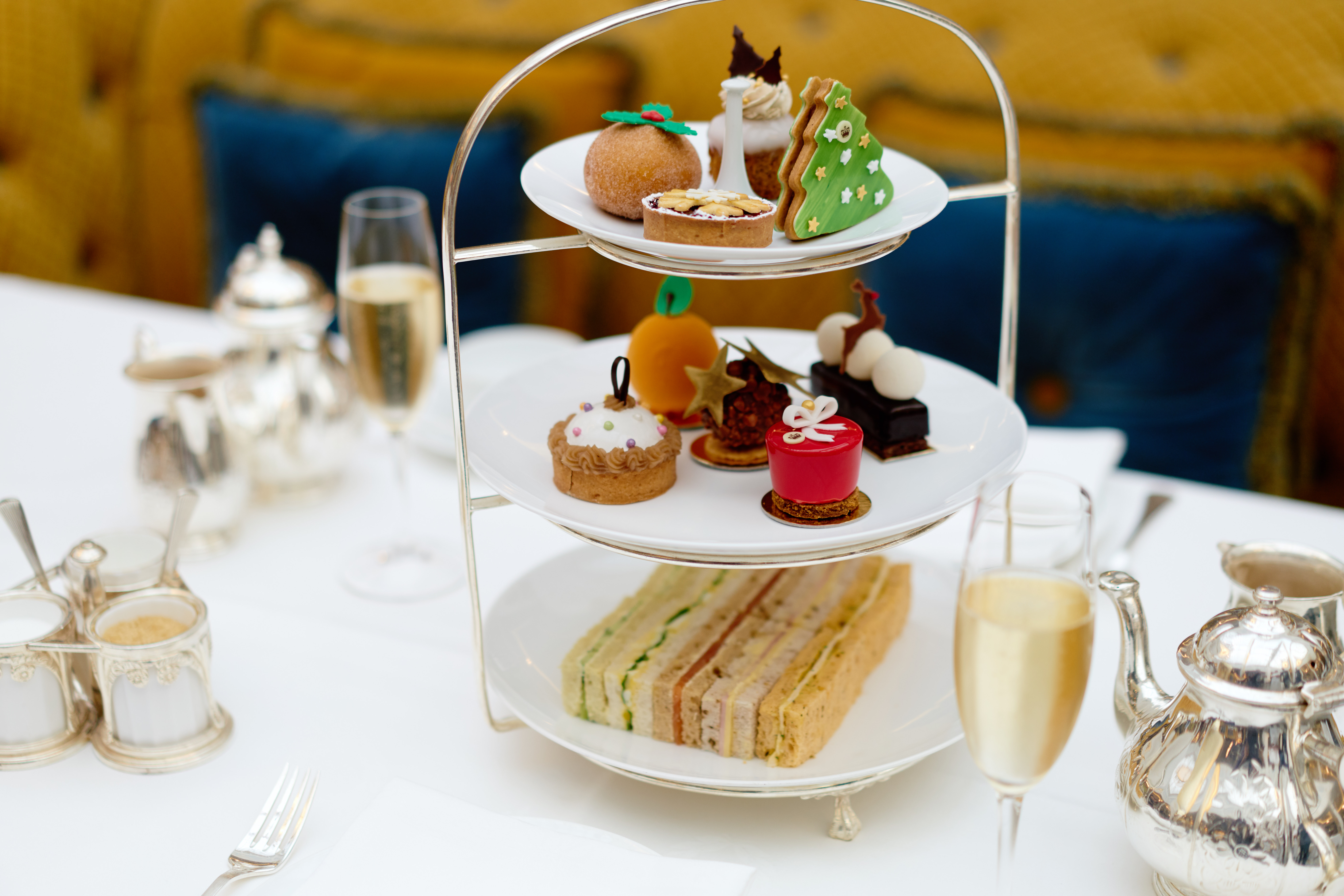 Festive Afternoon Tea at The Lanesborough