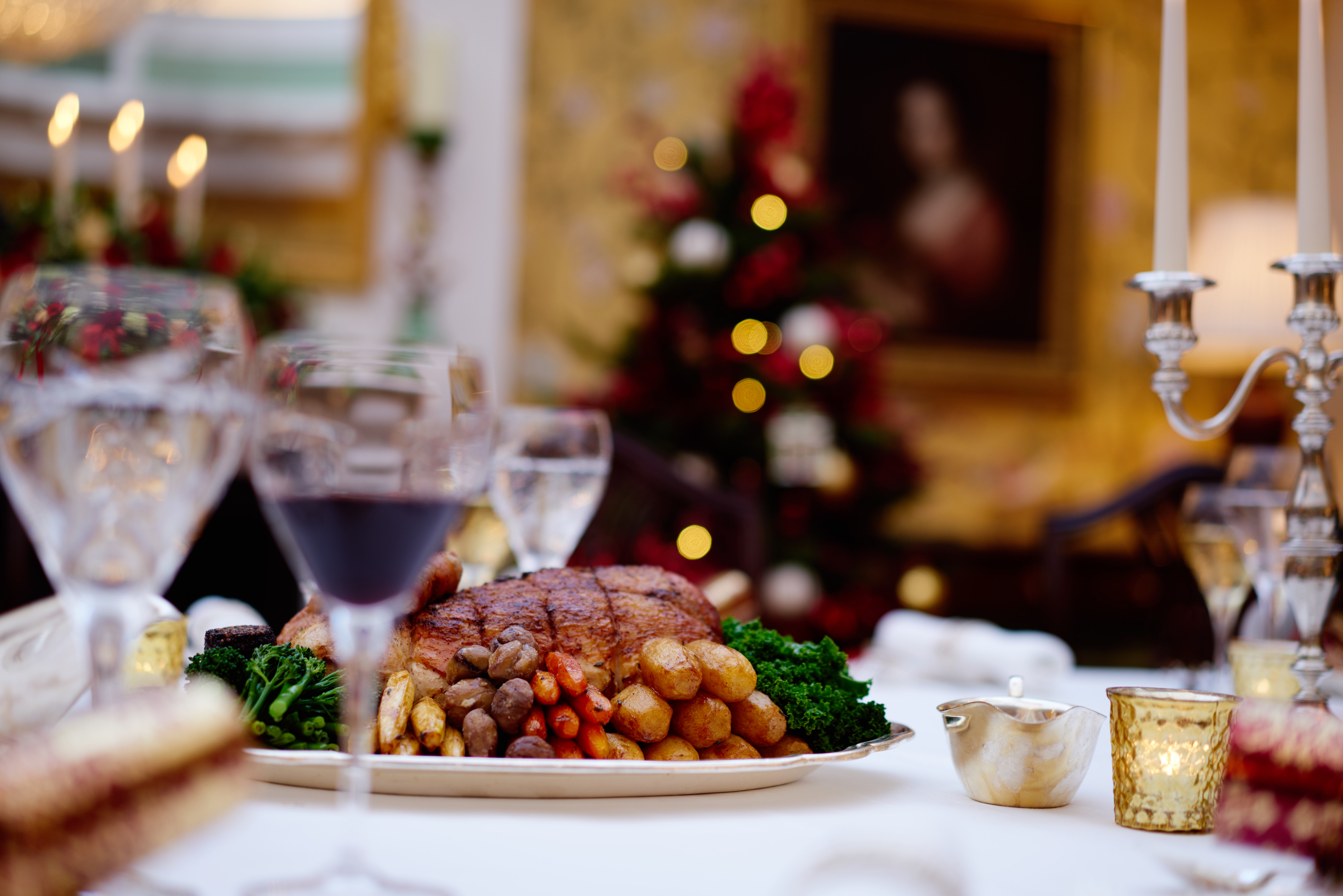 Christmas dining at The Lanesborough (member offer available)