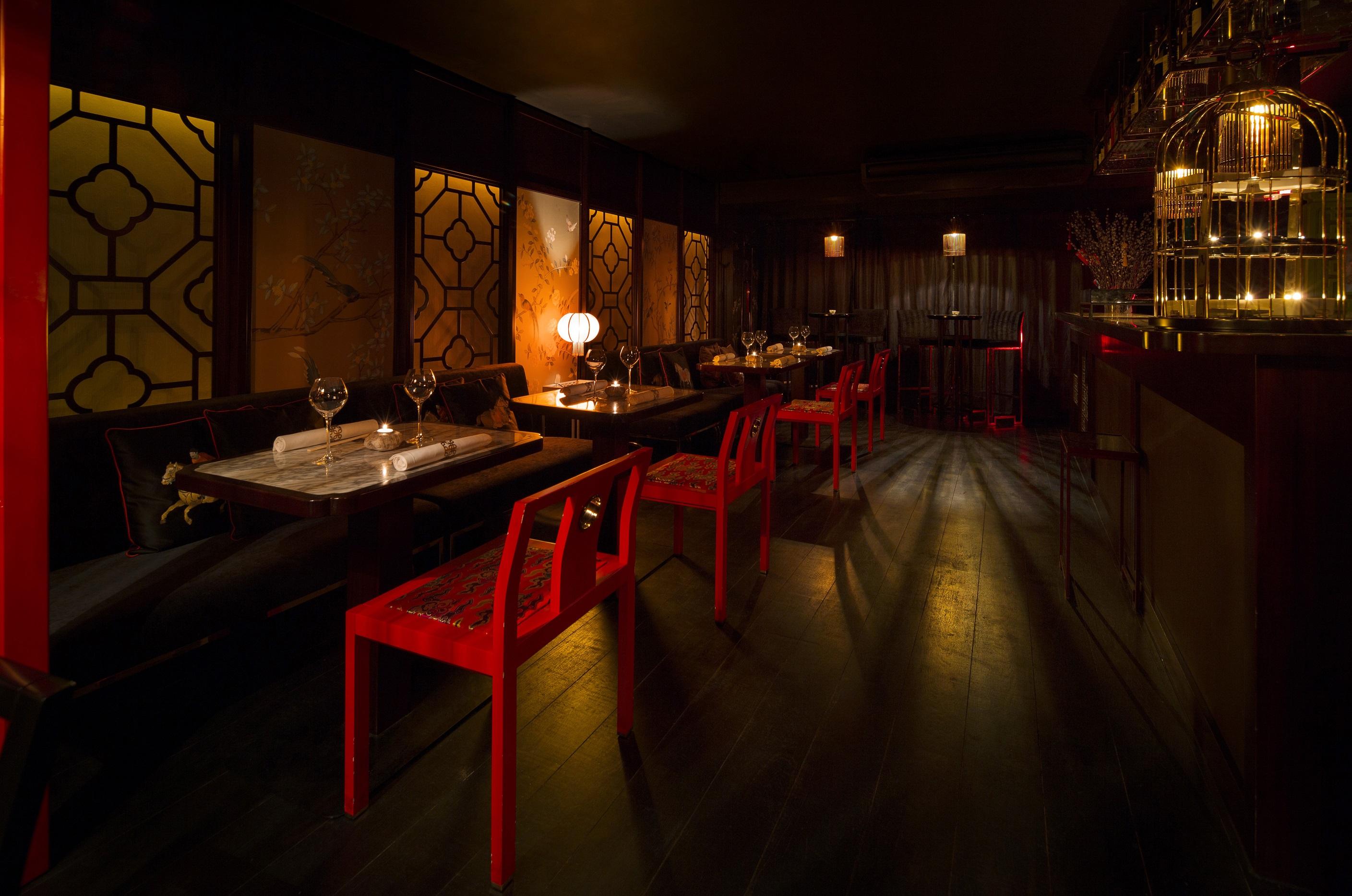 Forbidden City bar A Wong