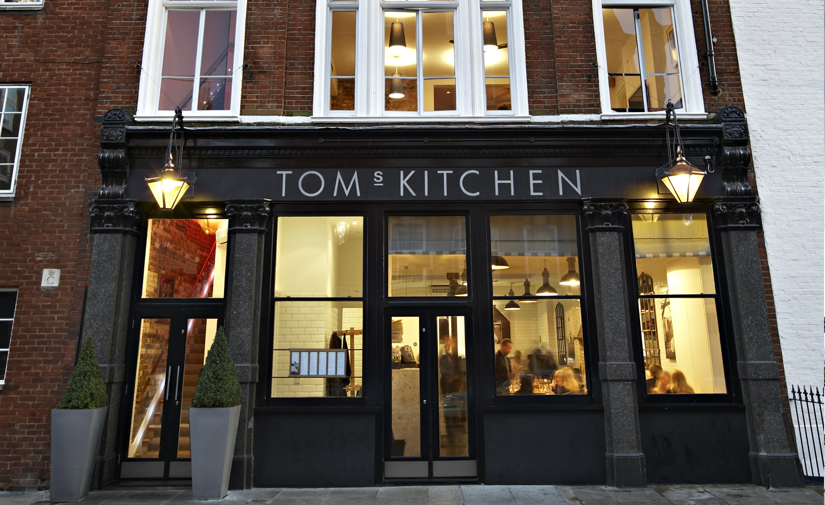 toms kitchen chelsea