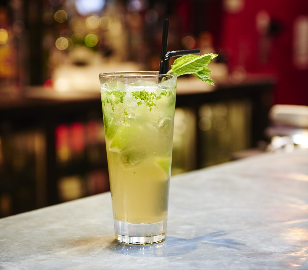 1 HIGHLAND MOJITO cocktail Boisdale