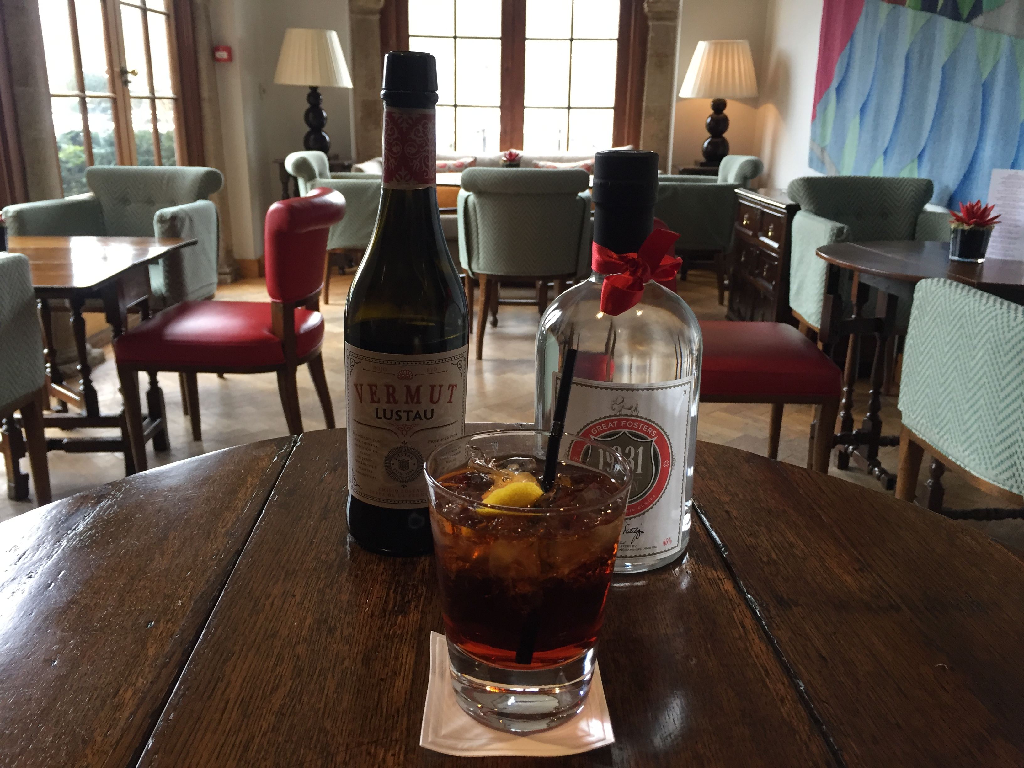 Negroni great fosters