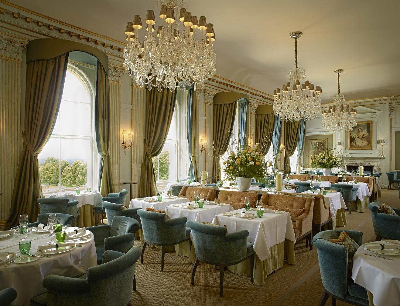 Cliveden - Andre Garrett Restaurant (10)