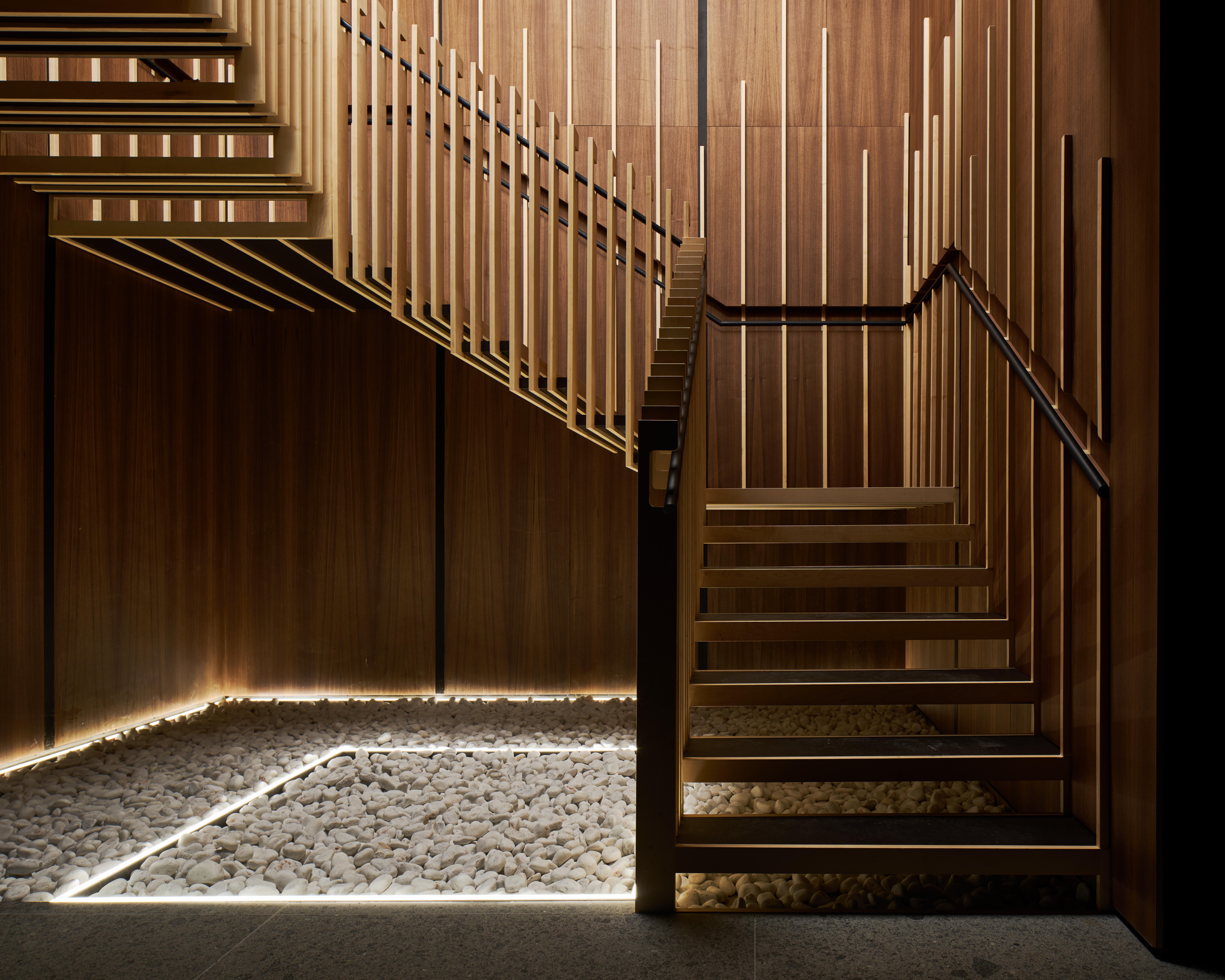 Yen - Staircase