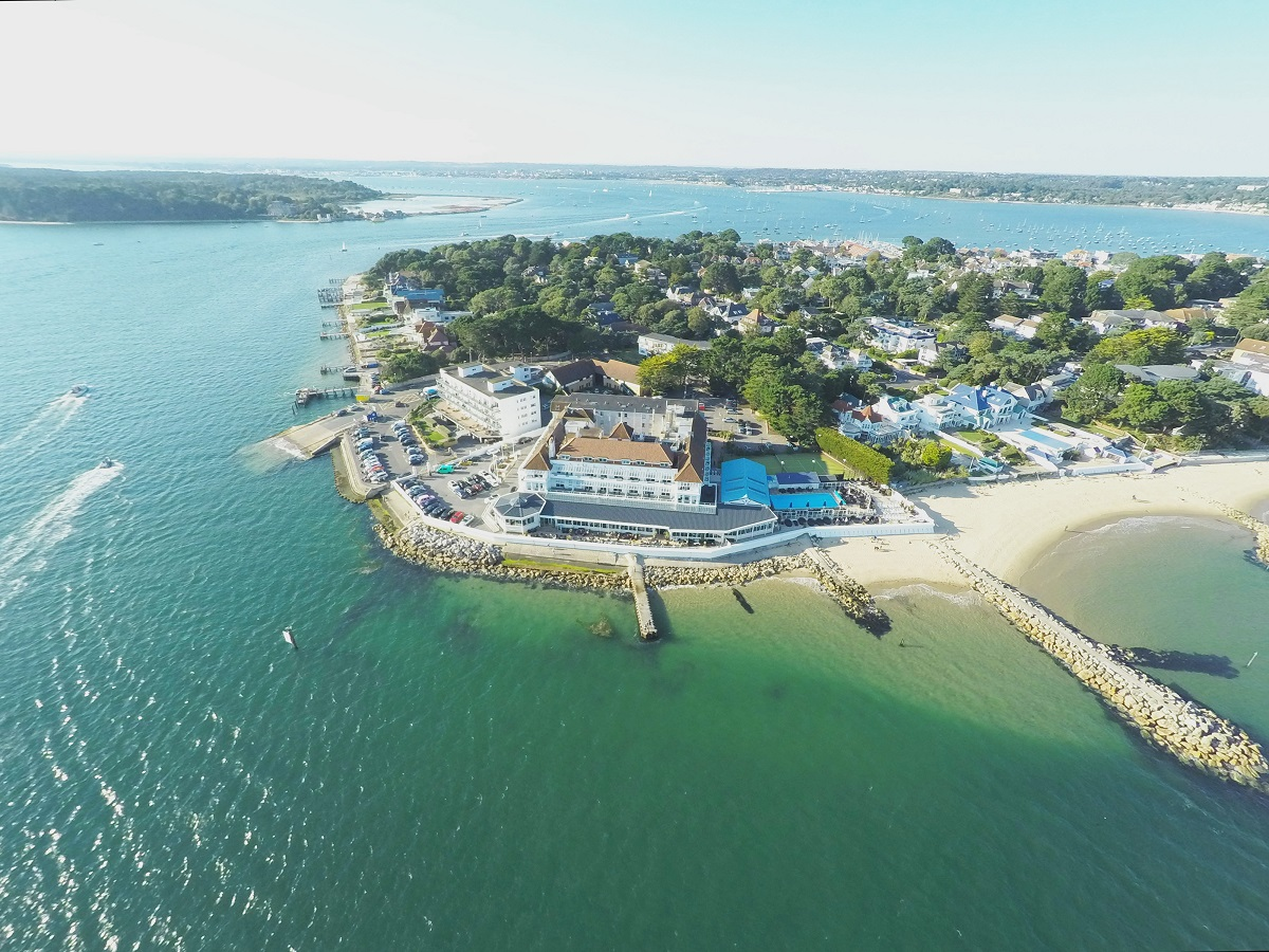 Haven Hotel - Aerial 2