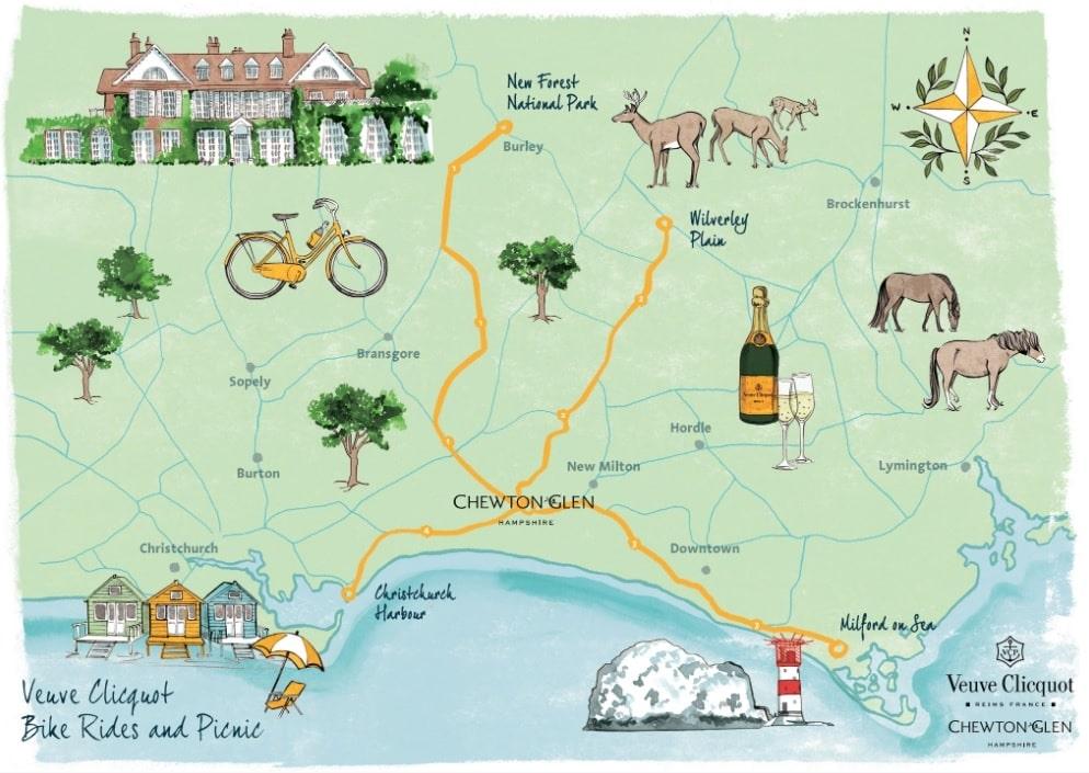 chewton picnic map-min