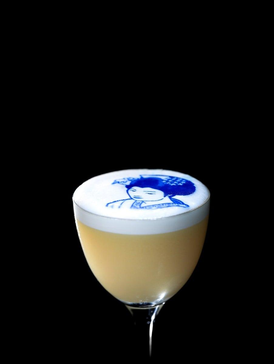 Lucky Cat - White Geisha Cocktail-min