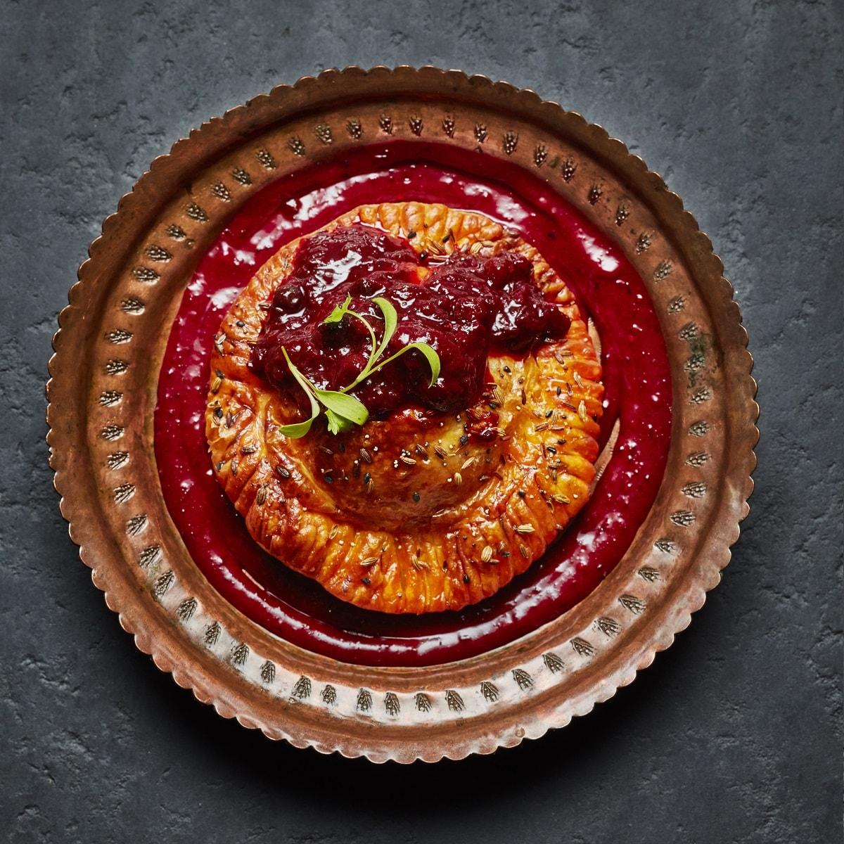 Kanishka Chicken Tikka Pie-min