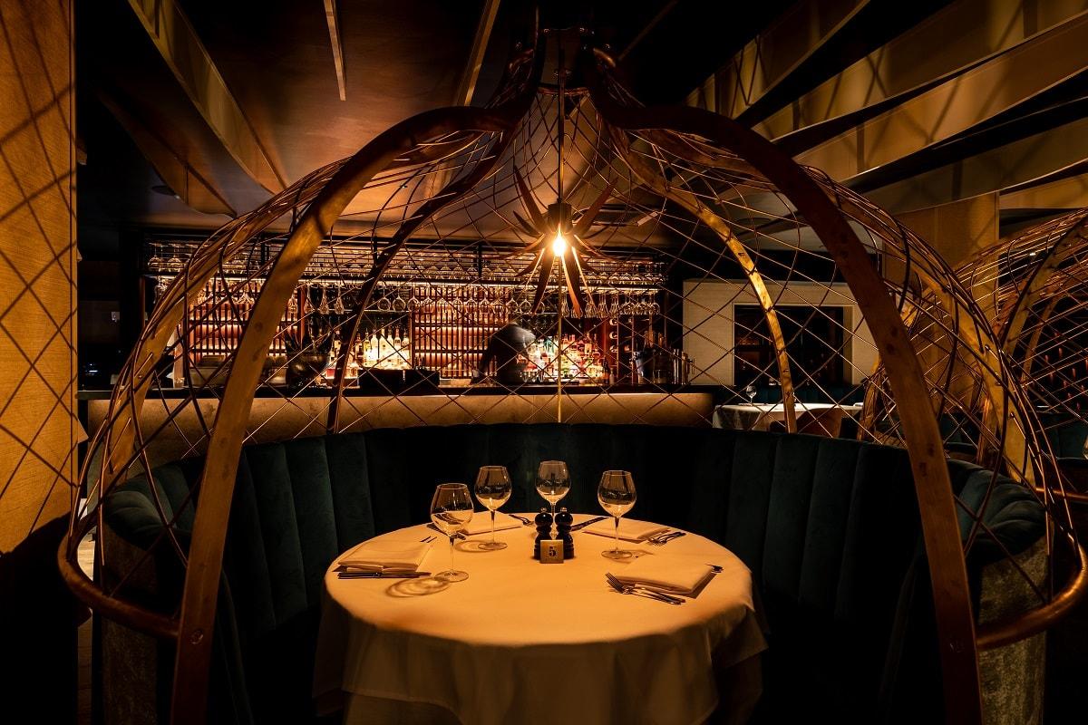 Felix Restaurant - Essex Photography Chris Orange -min