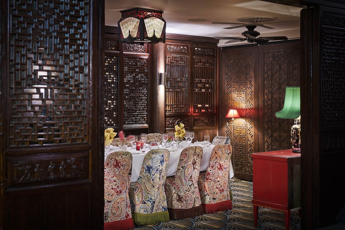 Private Dining Room - Pang or Pong-min